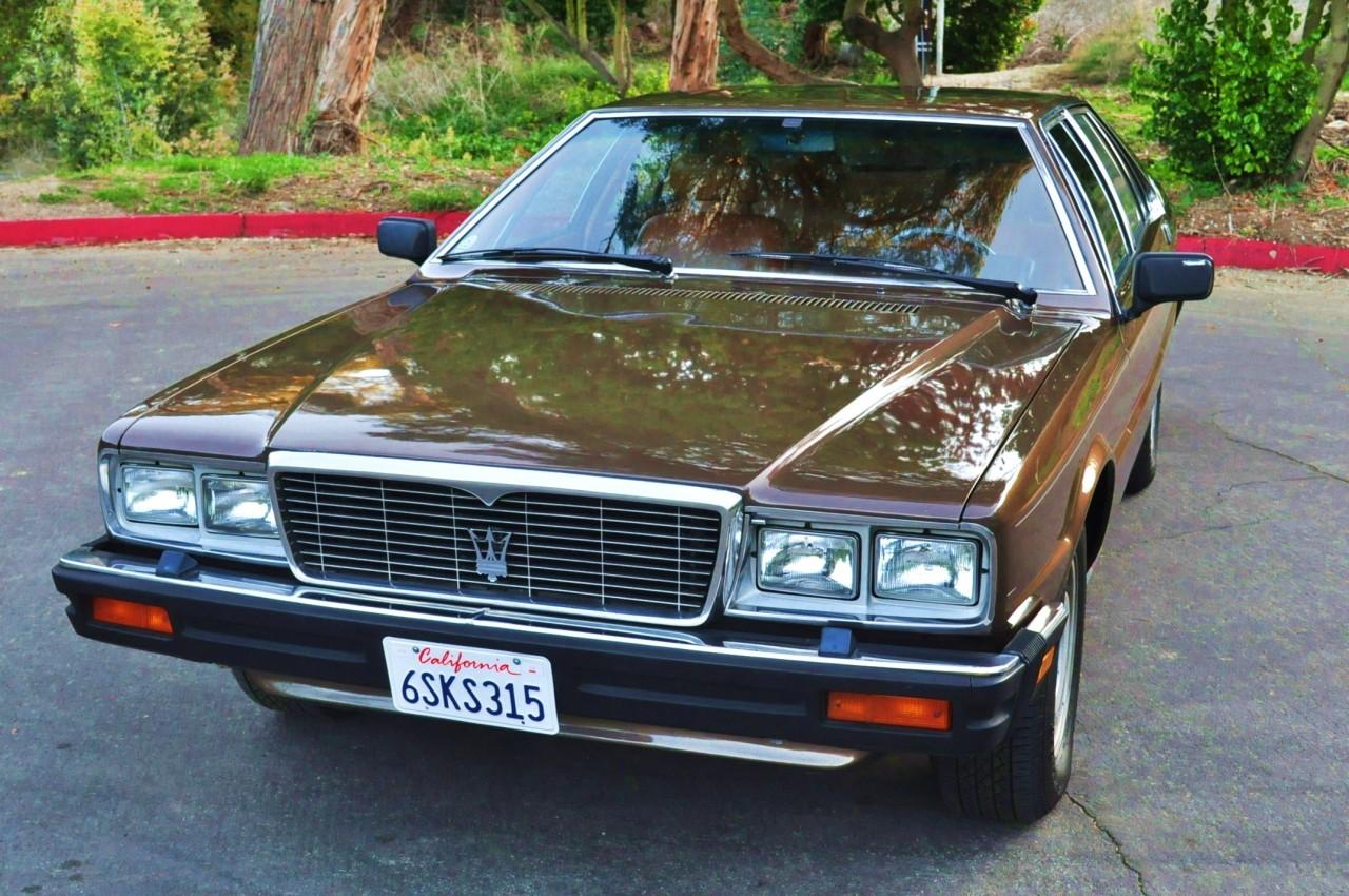 1980 maserati quattroporte classic italian cars for sale. Black Bedroom Furniture Sets. Home Design Ideas