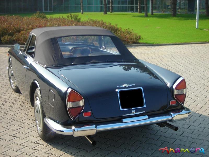 1963 Lancia Flaminia Convertible | Classic Italian Cars For Sale