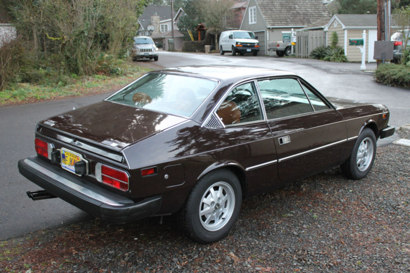1976 lancia beta 1800 coupe classic italian cars for sale. Black Bedroom Furniture Sets. Home Design Ideas