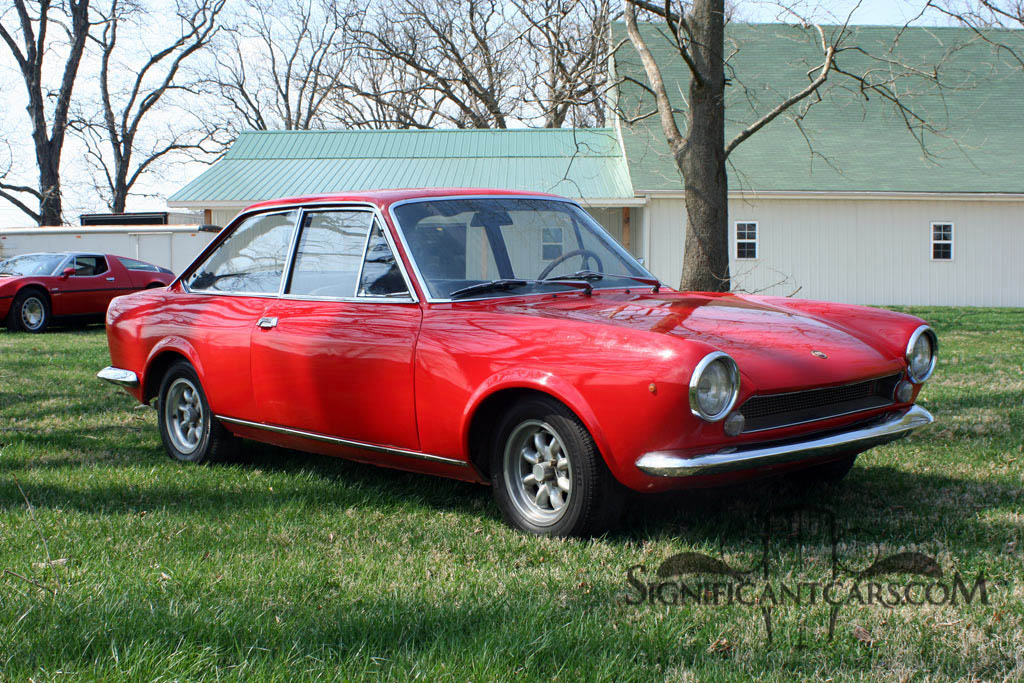 1969 fiat 124 sport coupe classic italian cars for sale. Black Bedroom Furniture Sets. Home Design Ideas
