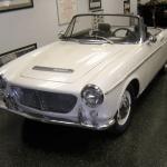 1963 Fiat 1200 Convertible