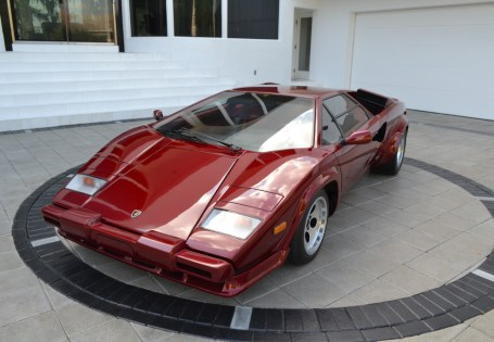1985 Lamborghini Countach 5000s Classic Italian Cars For Sale