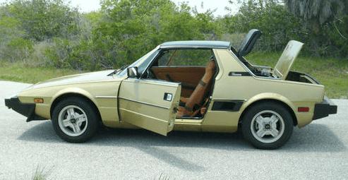 x1/9   classic italian cars fs