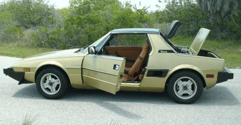 1980 Fiat X1/9 | Clic Italian Cars For Sale Fiat X Abarth on custom fiat abarth, fiat grande punto abarth, fiat strada abarth, fiat 126 abarth, fiat 131 abarth, fiat x-1, fiat spider abarth, fiat 600 abarth, fiat 500l abarth, fiat abarth racing, fiat 850 abarth,
