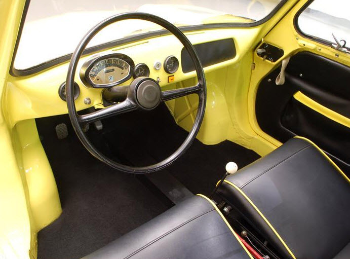1957 Fiat 500 For Sale
