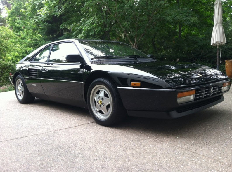 1989 ferrari mondial t coupe classic italian cars for sale. Black Bedroom Furniture Sets. Home Design Ideas