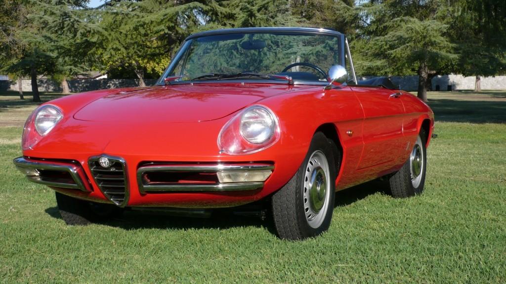 Alfa Romeo Duetto Spider Classic Italian Cars For Sale - 1967 alfa romeo spider for sale