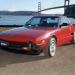 1987 Bertone X1/9