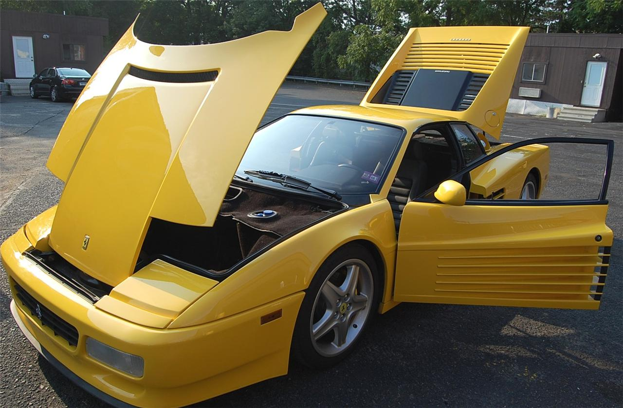 1992 ferrari 512tr classic italian cars for sale. Black Bedroom Furniture Sets. Home Design Ideas