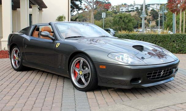 2005 Ferrari F575m Superamerica Classic Italian Cars For Sale