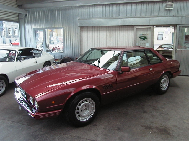 1980 Maserati Kyalami   Classic Italian Cars For Sale