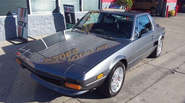 Fiat x1 9 for sale usa