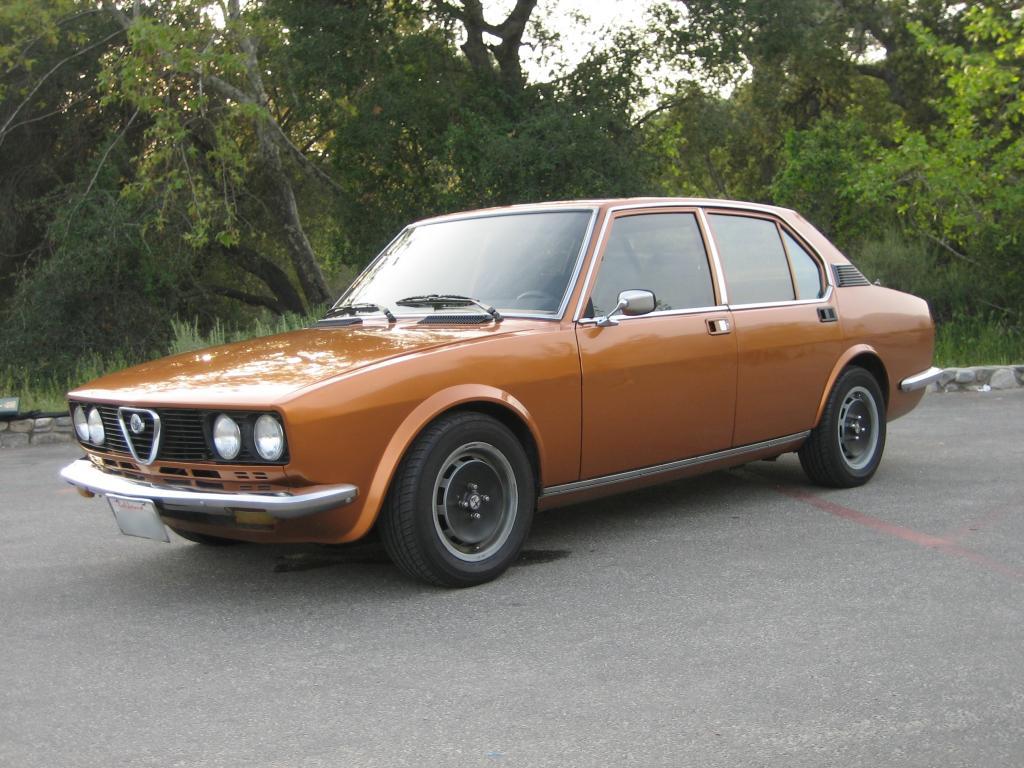 1979 Alfa Romeo Sport Sedan | Classic Italian Cars For Sale