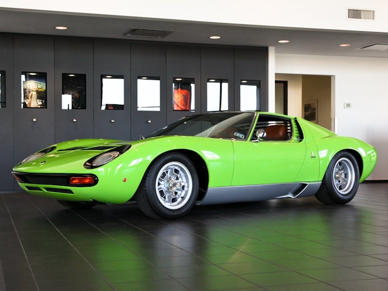 P400s Classic Italian Cars For Sale