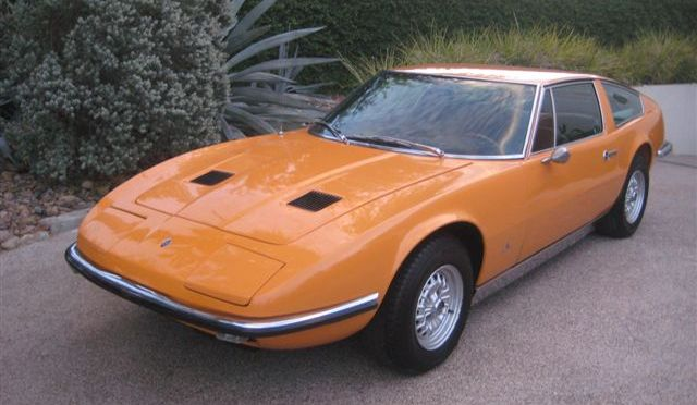1972 Maserati Indy – REVISIT