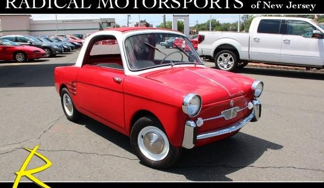 1959 Autobianchi Bianchina Trasformabile