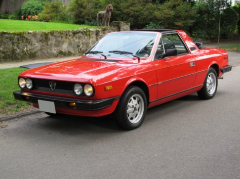 beta brothers: 1981 lancia beta zagato and 1977 lancia beta hpe