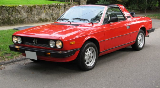 Beta Brothers 1981 Lancia Zagato And 1977 HPE