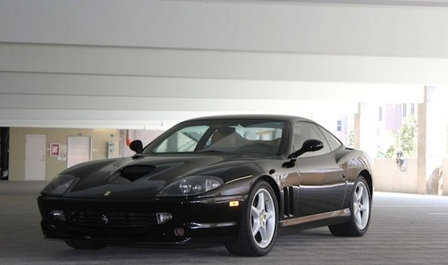 1999 Ferrari F550 Maranello
