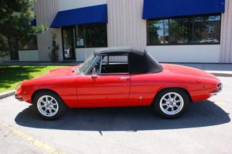 Alfa Romeo Spider Duetto Classic Italian Cars For Sale - 1967 alfa romeo duetto spider for sale