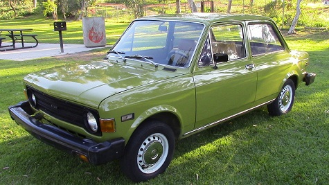 1974 Fiat 128   Classic Italian Cars For Sale