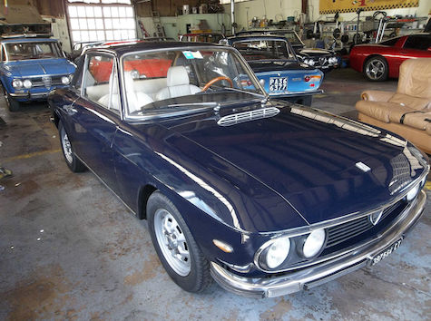 1976 Lancia Fulvia 1.3S