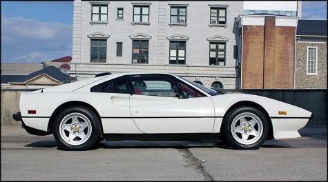 1985 Ferrari 308 GTB Quattrovalvole