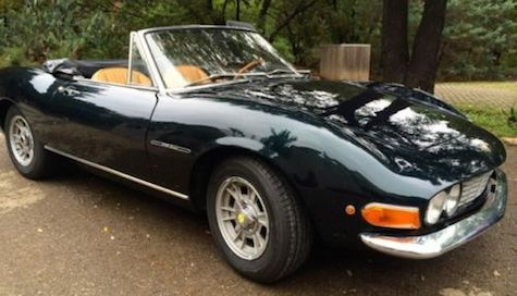 Fiat dino spider for sale