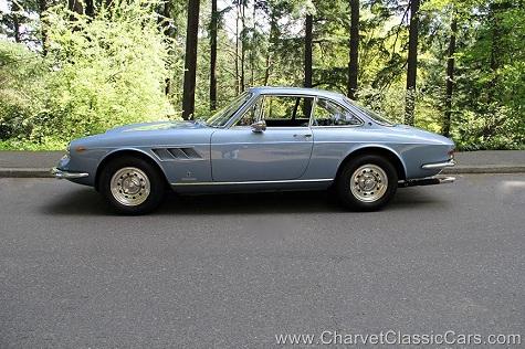 1967 Ferrari 330 GTC – REVISIT