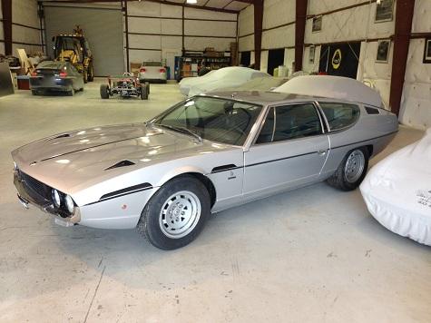 1975 Lamborghini Espada Project