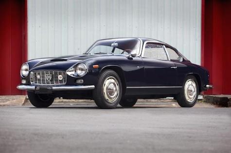 1965 Lancia Flaminia Super Sport 3C