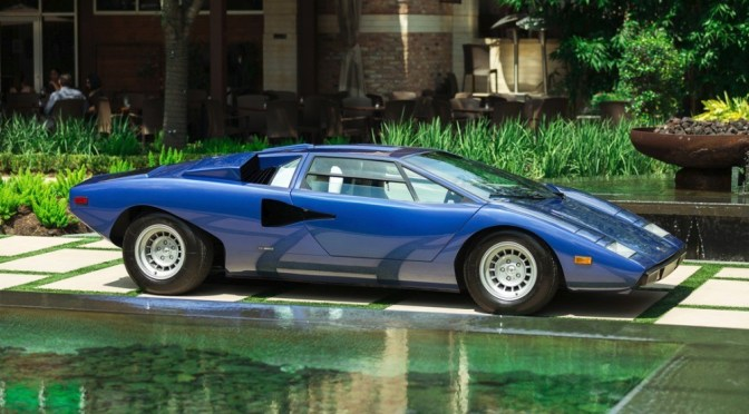 1976 Lamborghini Countach LP400 | Classic Italian Cars For Sale