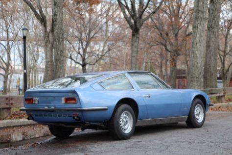 1971 Maserati Indy | Classic Italian Cars For Sale