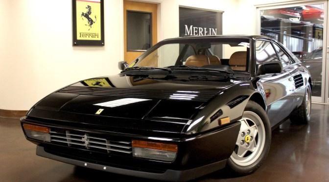 1989 Ferrari Mondial T Revisit Classic Italian Cars For Sale