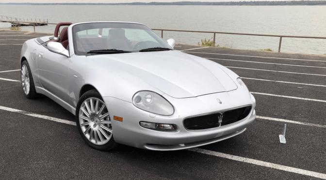 2002 Maserati Spyder Gt Classic Italian Cars For Sale