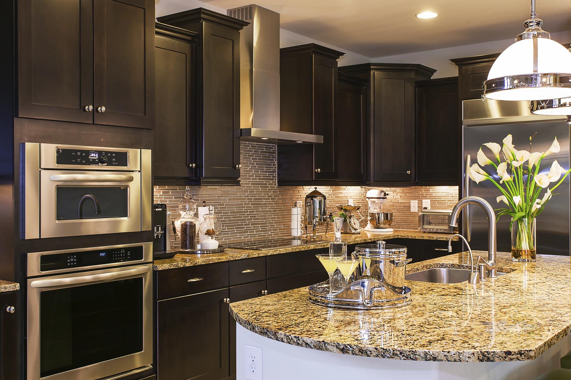 kitchen reface dornbracht faucet cabinet refacing in st louis classic custom countertops