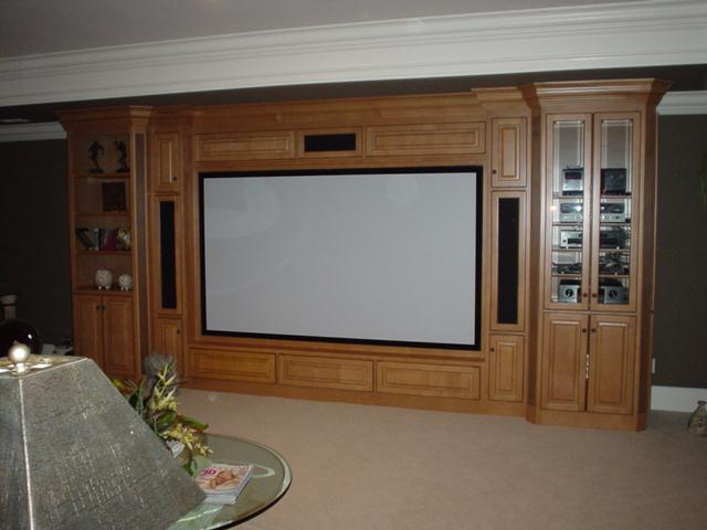 kitchen cabinets louisville blinds custom tv & entertainment centers | gallery classic ...