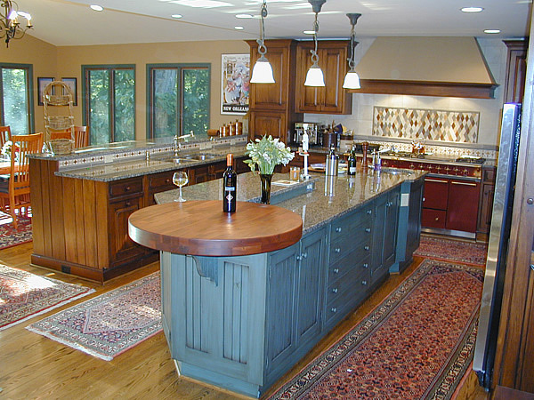 Kitchen Remodel – Williamsburg, Virginia