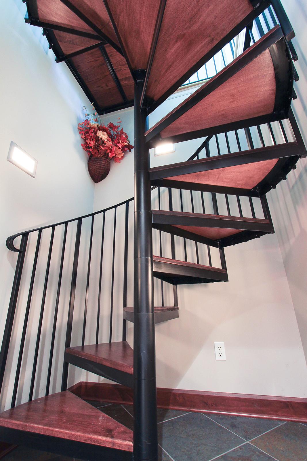Custom Stair Design – Richmond, VA
