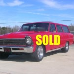 Used 1967 Chevrolet Nova Ii Station Wagon For Sale 34 900 Classic Lady Motors Stock C105