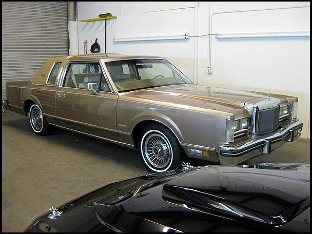 Classic Lincolns View Topic 1981 LINCOLN TOWN CAR COUPE