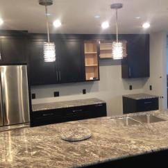 Stainless Steel Kitchen Islands Handles For Cabinets Color Trends In Granite, Quartz, Marble, & Soapstone - Grey