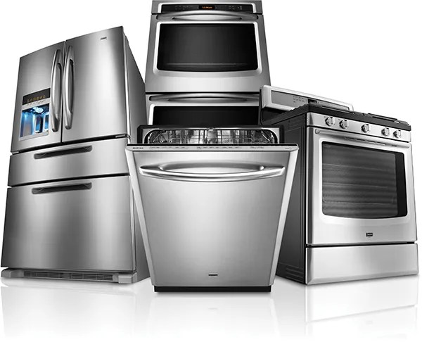 maytag kitchen appliances copper faucet appliance sales service parts in green bay wi package