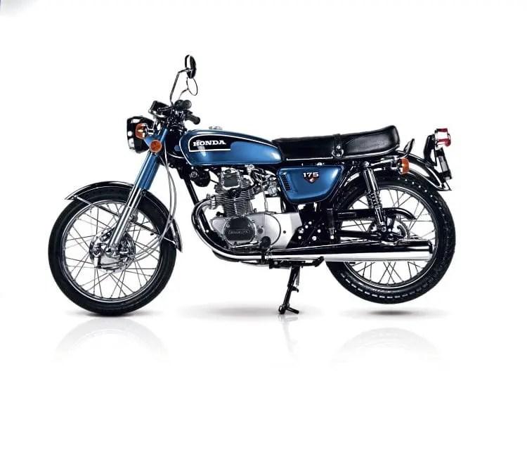 Buying Bikes - Honda CB175