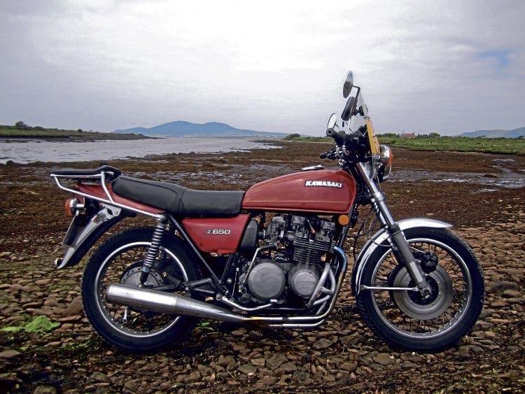 Ignition Coil For Kawasaki Z 750 1980