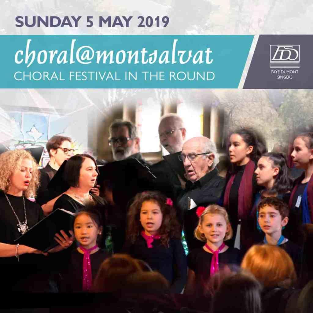 Choral Festival @ Montsalvat - Classic Melbourne