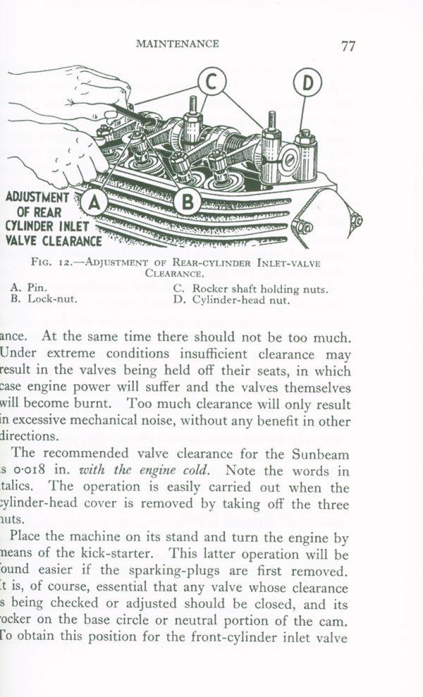 Sunbeam S7 S8 Book by D W Munro ISBN 9781908890191