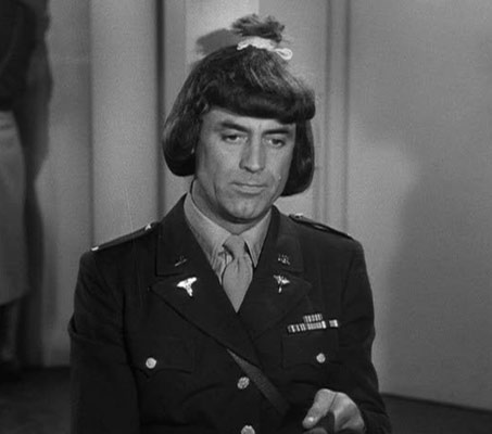 Cary Grant, I Was a Male War Bride, Howard Hawks