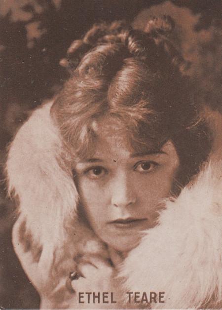 Ethel Teare portrait