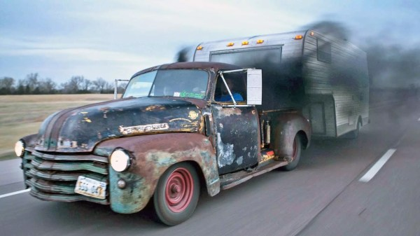 Custom '47 Chevy Rat Rod Pickup Video